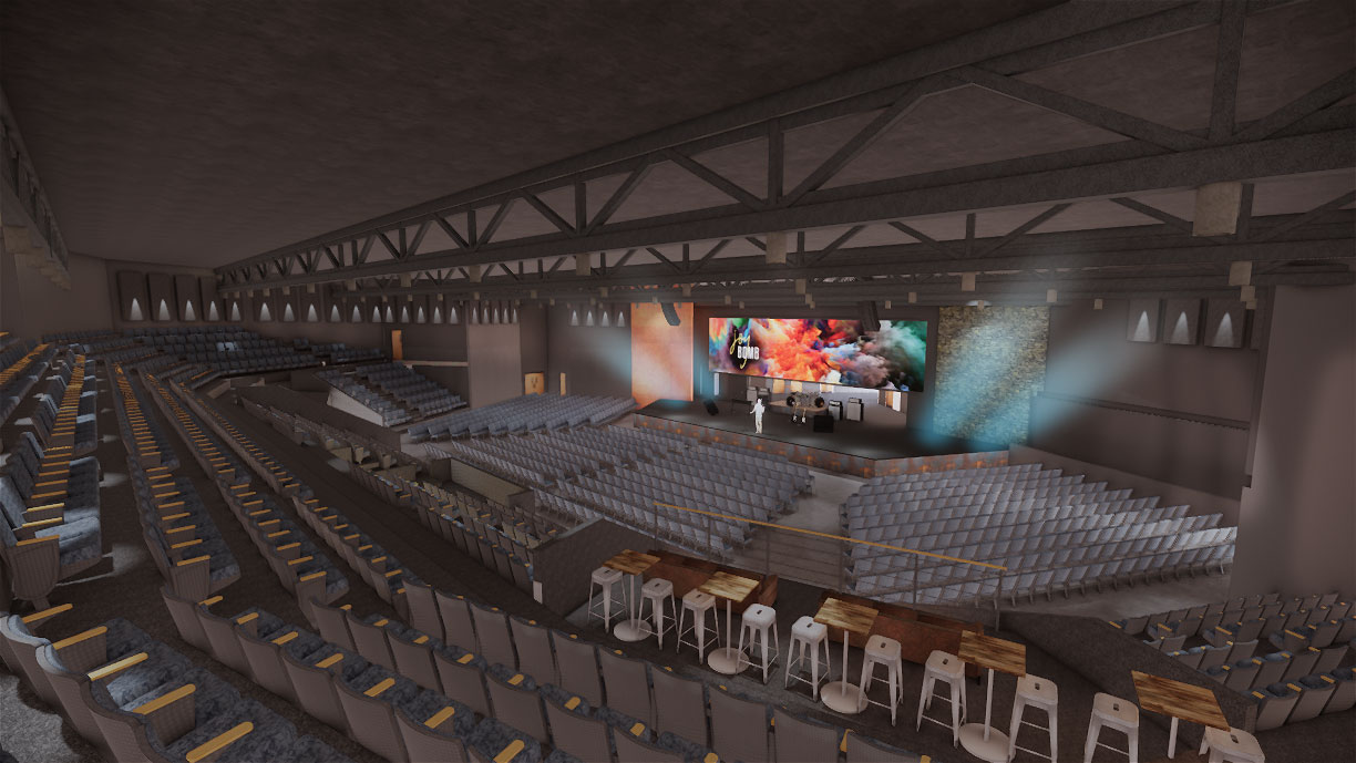 $8.5 Million in Additional GenerositY - This is to build a dynamic new Worship Center that will allow Summit to reach more people for Christ. The total cost is expected to be $14.5 million. $8.5 millsion will come through additional over-and-above giving during a 24-month period; $6 million will come through a low-interest mortgage.