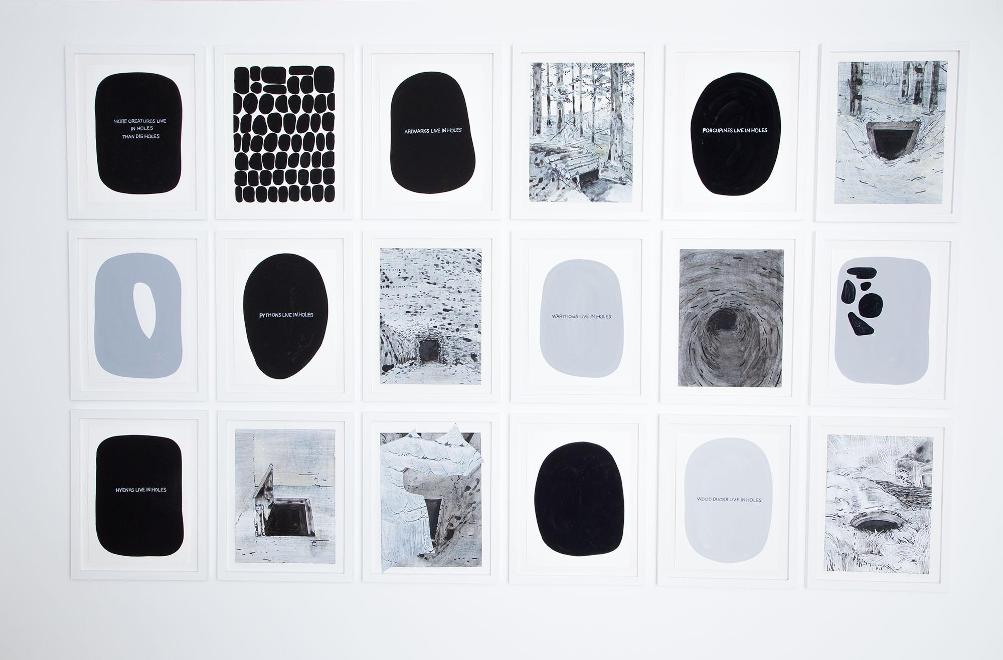 Joey Fauerso, A Hole Life, 2015