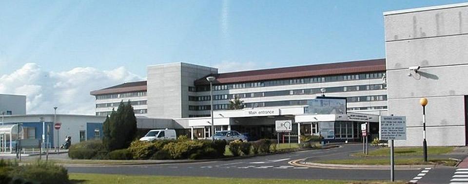 Patient data breach at Crosshouse Hospital Kilmarnock