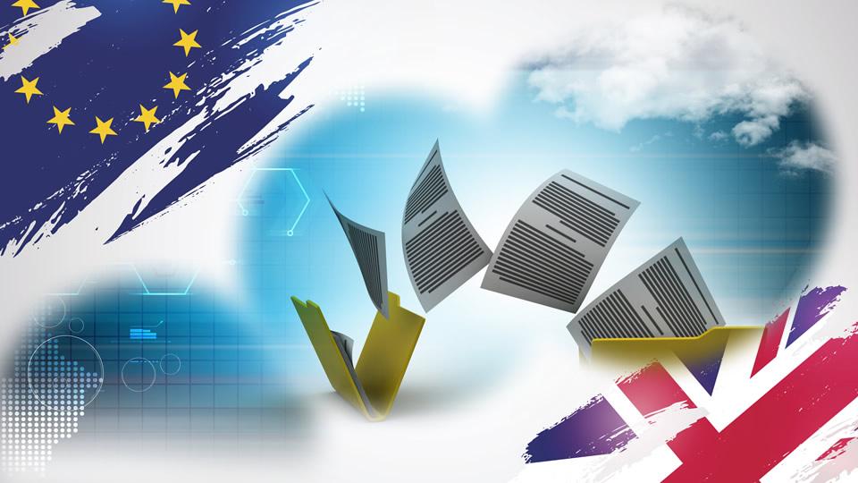 Data protection post brexit - UK-EU data transfer