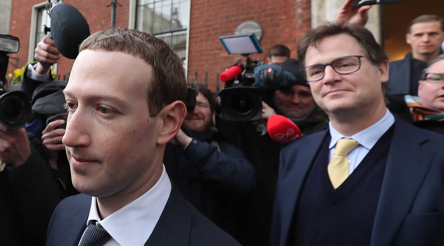 CEO Mark Zuckerberg announced improved privacy protections