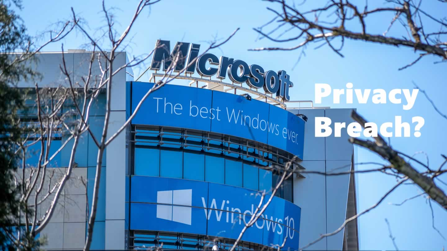"""Microsoft is still potentially in breach of privacy rules"""