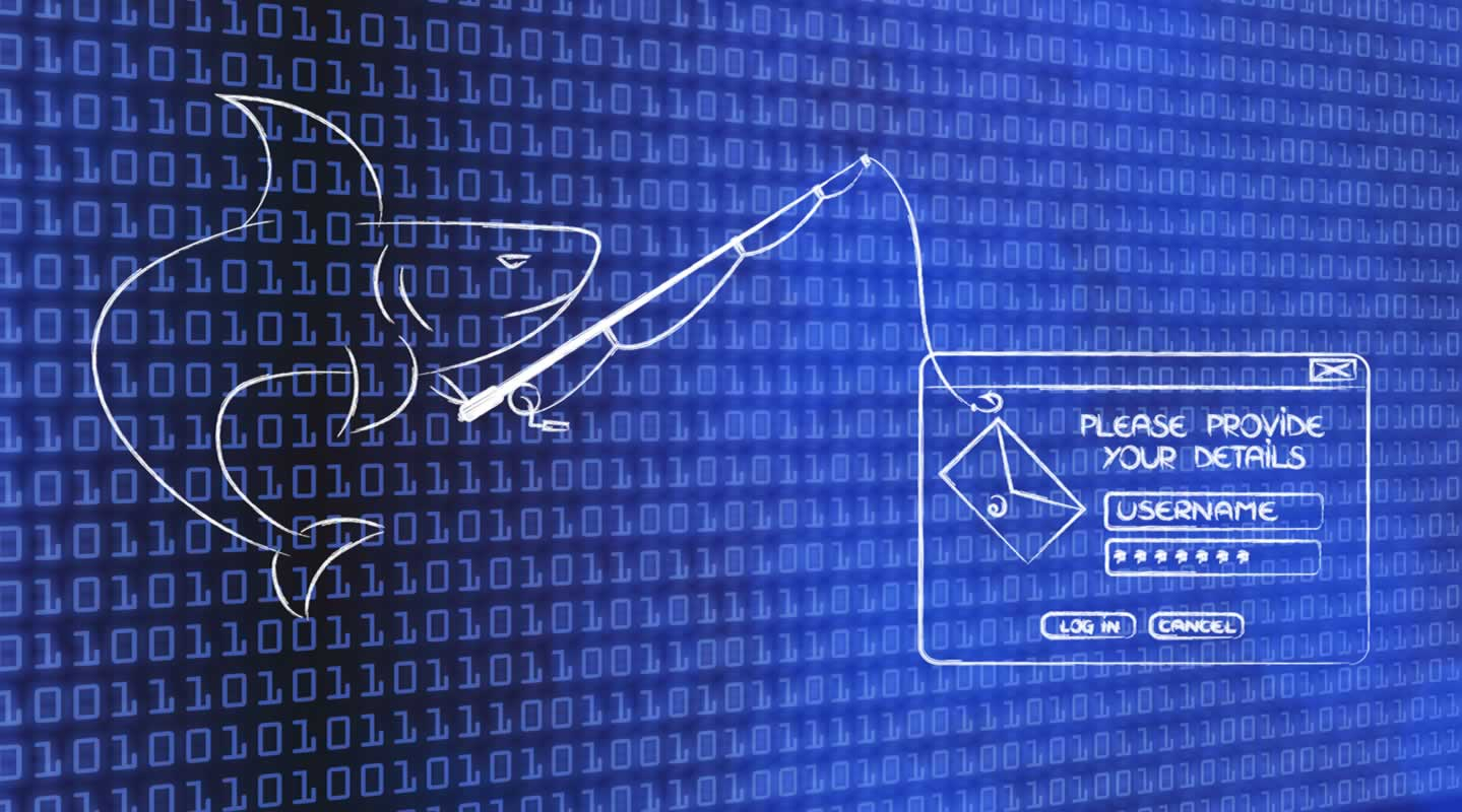 Up to 90 percent of all data breaches are caused by phishing attacks