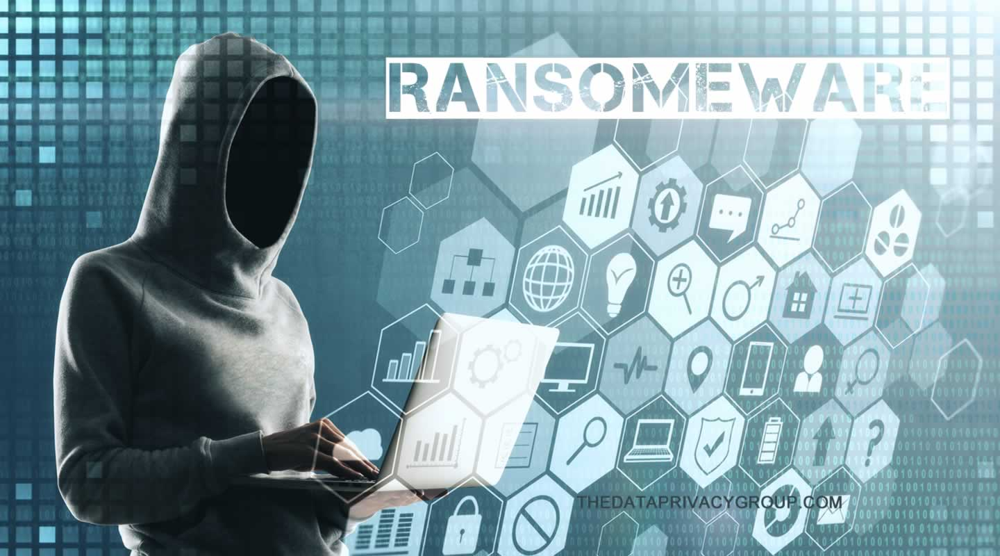 Ransomware threatens to publish the victim's data or block access to it unless a ransom is paid.