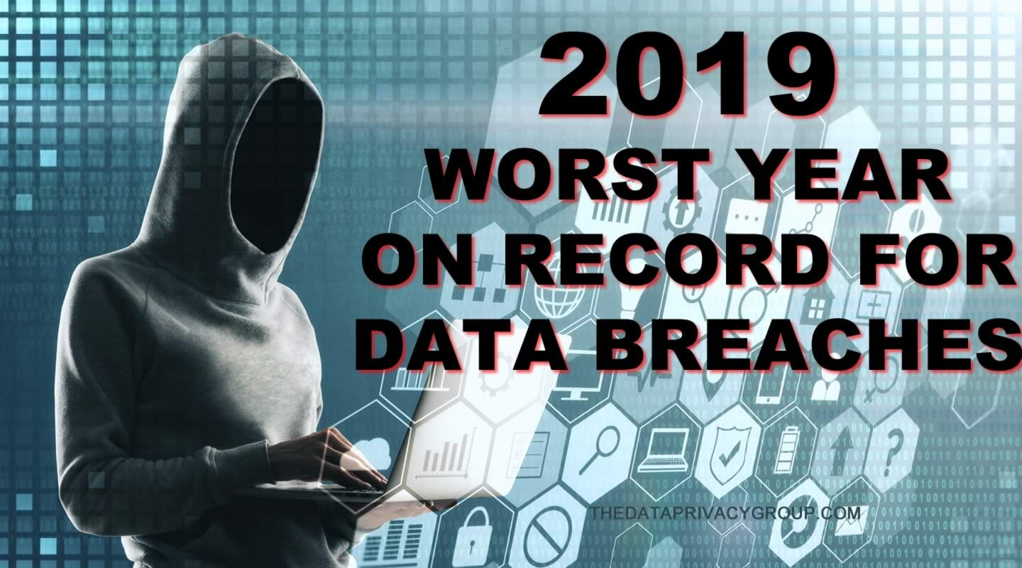 2019 is on track to being the worst year on record for data breaches.
