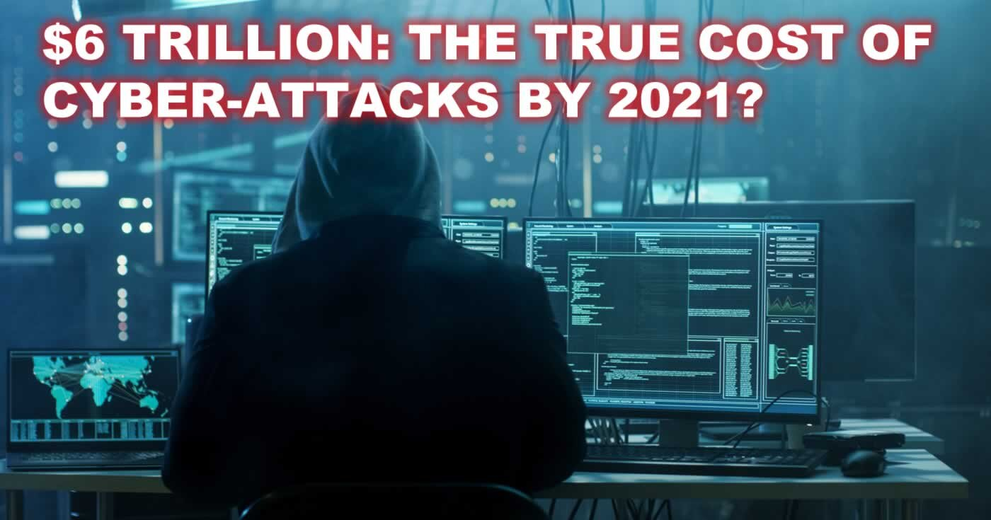 It is estimated that a business suffers a ransomware attack every 40 seconds. The FBI estimates that the total amount of ransom payments approaches $1 billion annually.