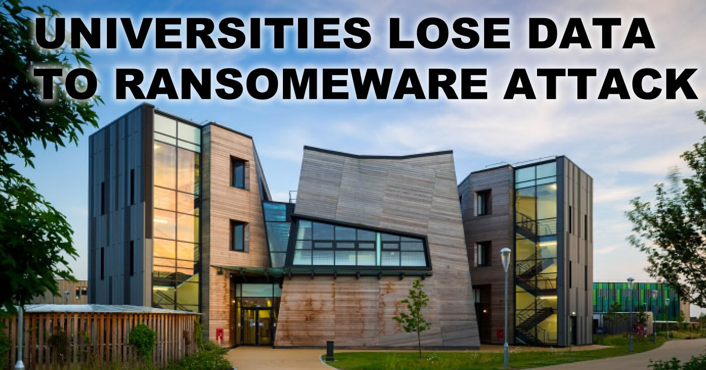 The University of York is one of those institutions affected