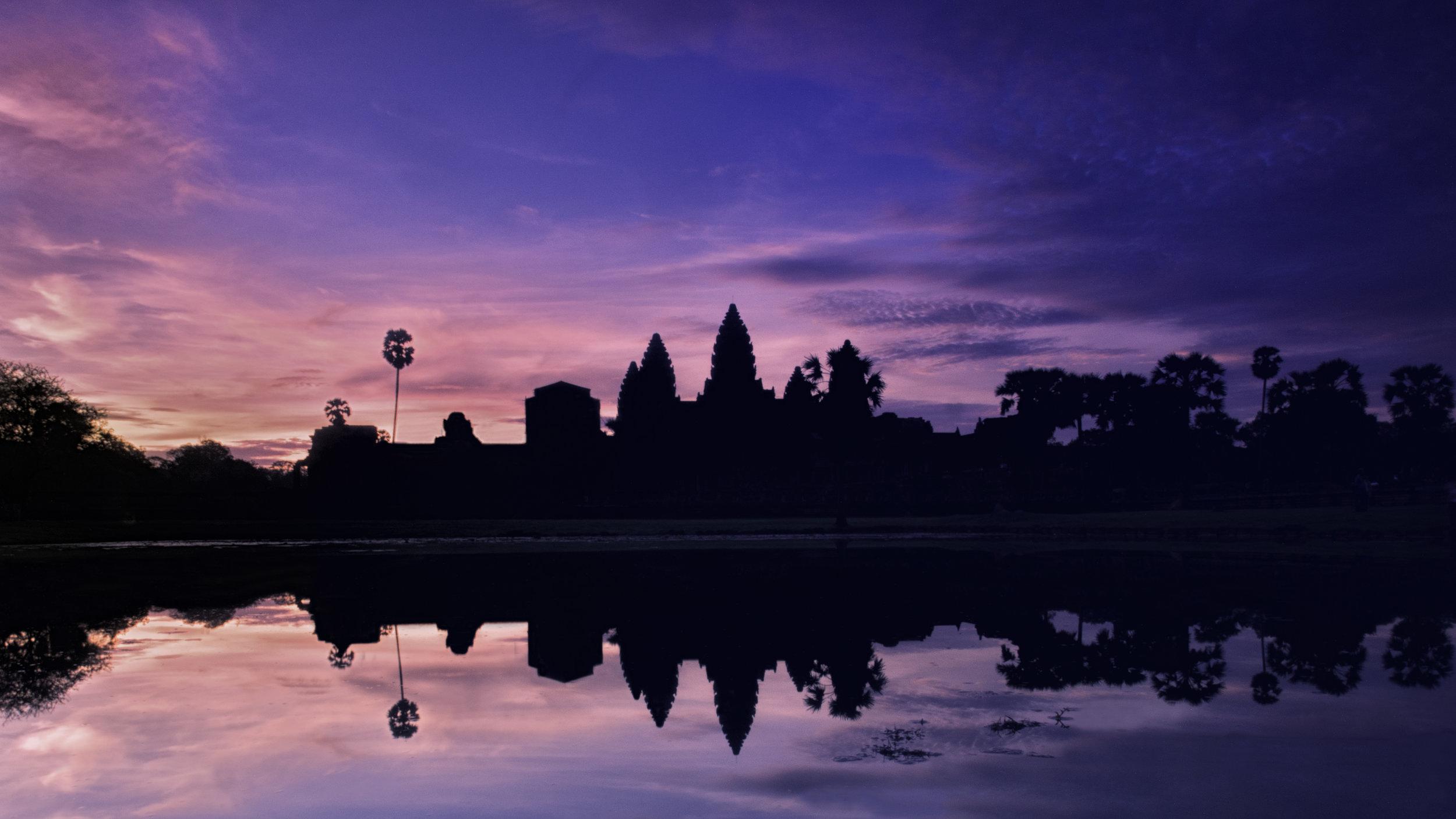 Sun Rises Over Angkor Wat.jpg