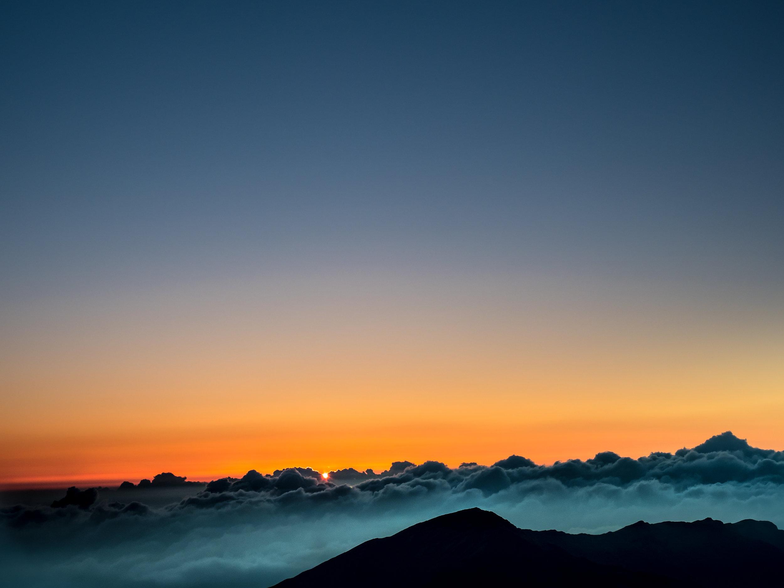 Haleakala Summit Maui Hawaii - Seth T. Buckley