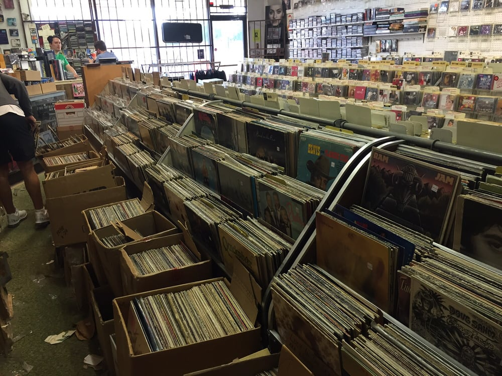MUSIC TOWN - 17034 Stuebner Airline Rd. Spring, TX 77379Opened in 1979, Music Town has served the Klein and surrounding area for over 30 years! Nice selection of new and used vinyl as well as new release CDs. Full service record store.