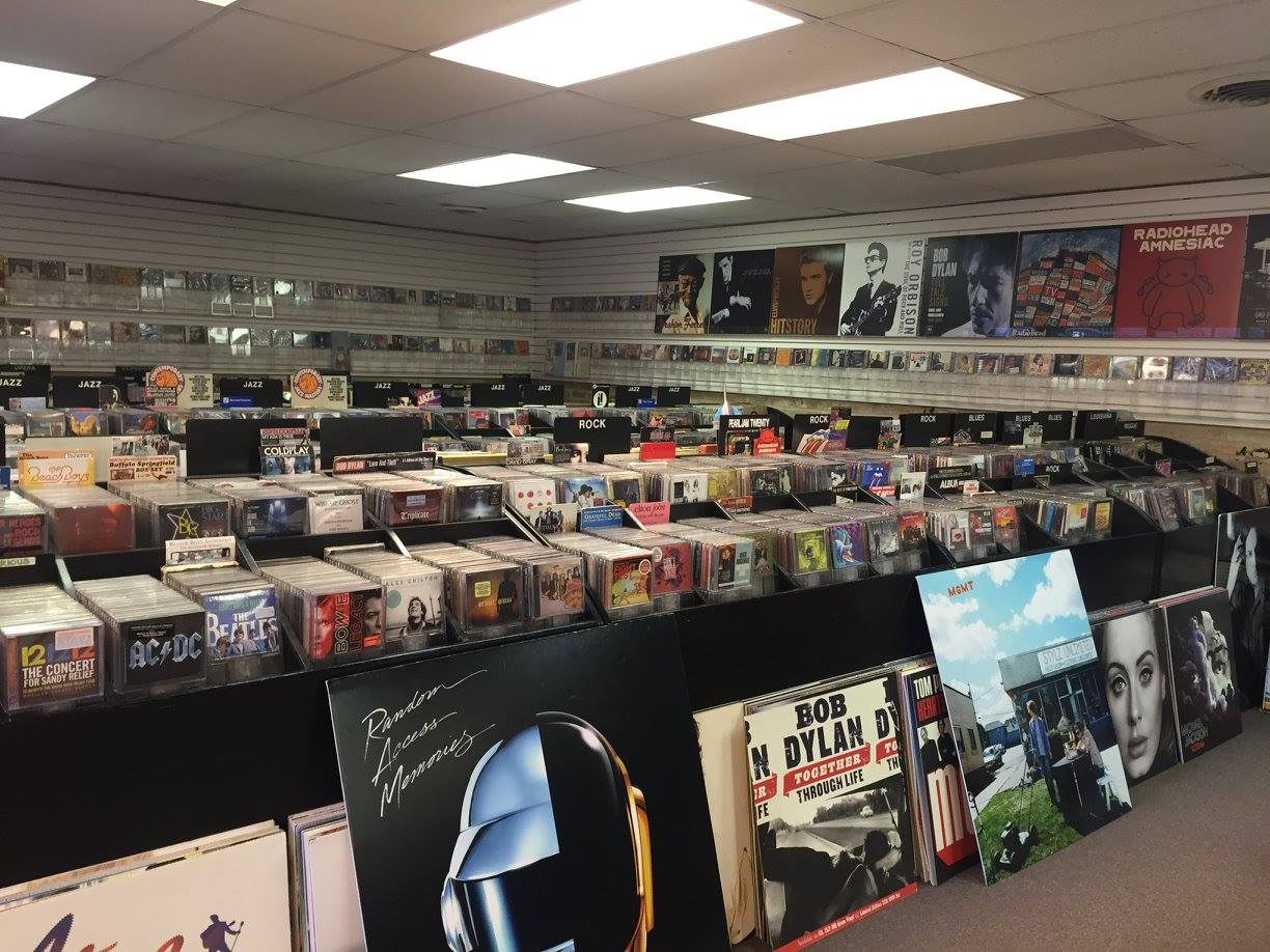 RECORD STORE GUIDE — DEEP END RECORDS
