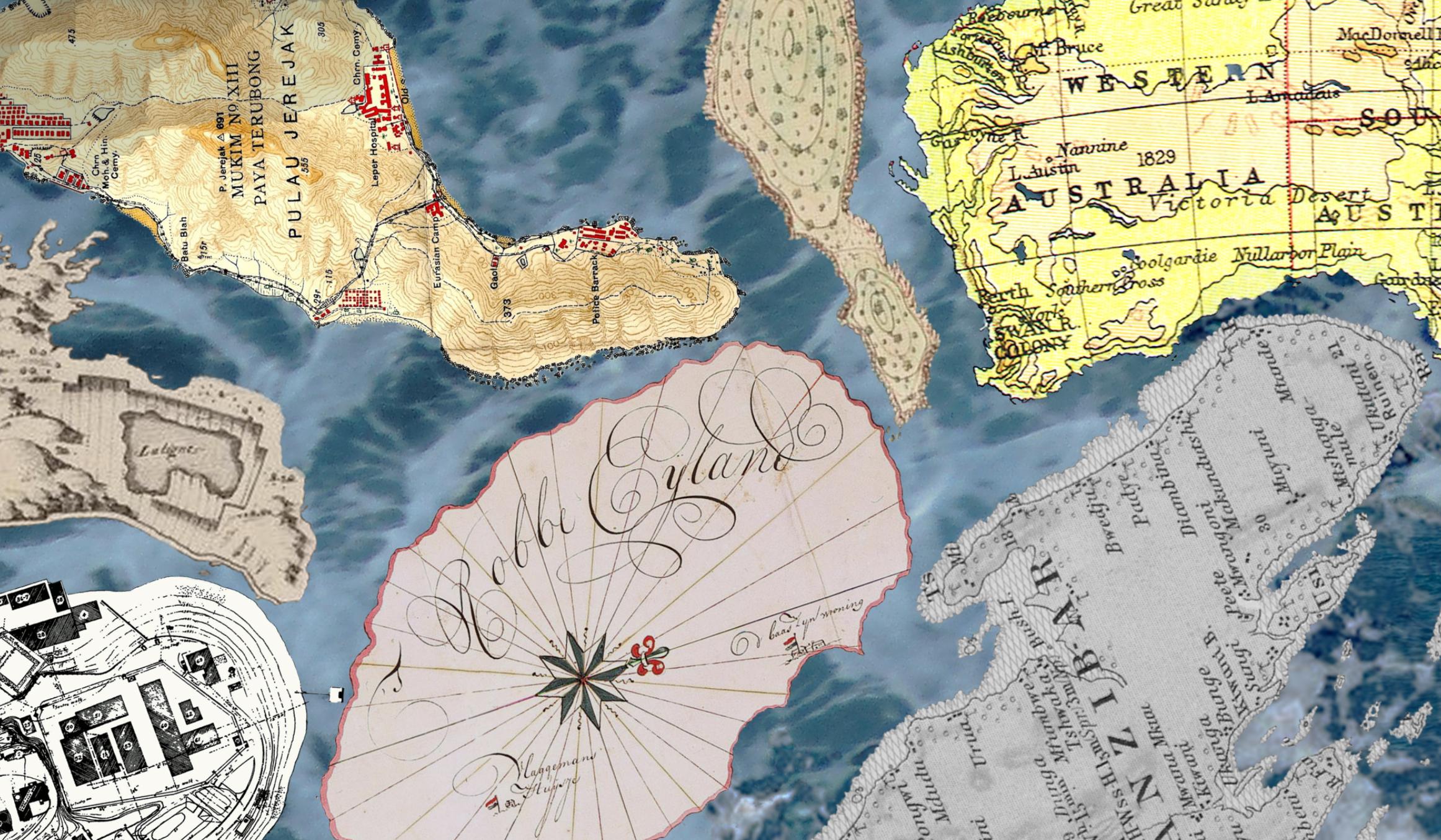 Penitentiary Archipelago, detail 2