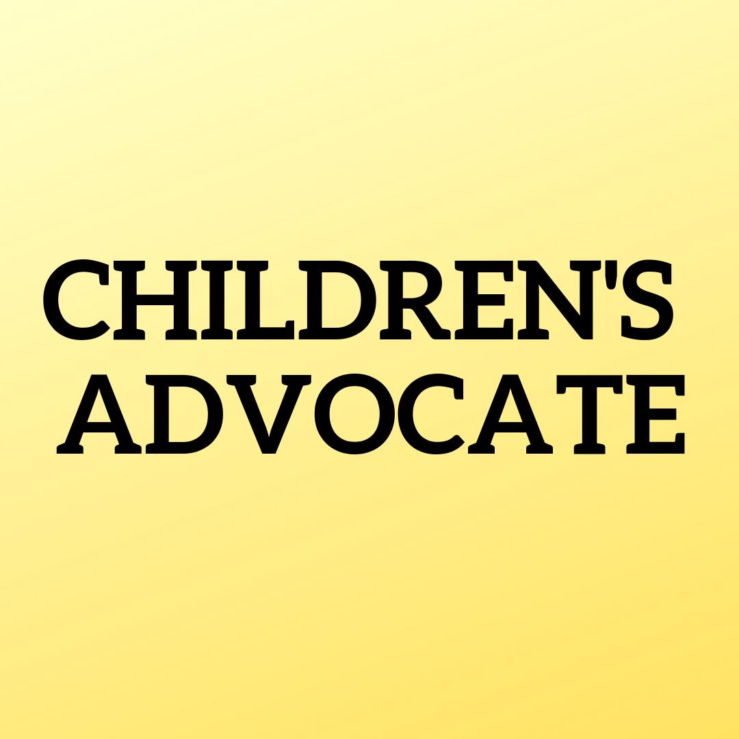 children advocate