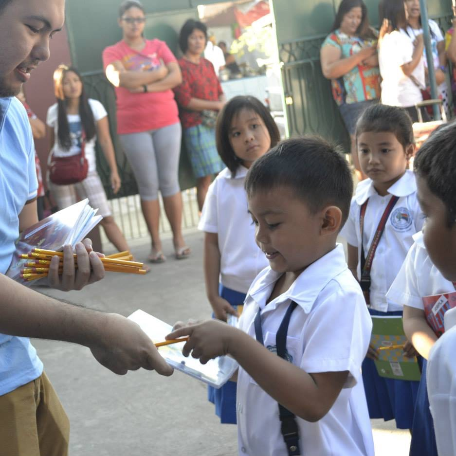 back to school event PHILIPPINE edition 12/2014 -