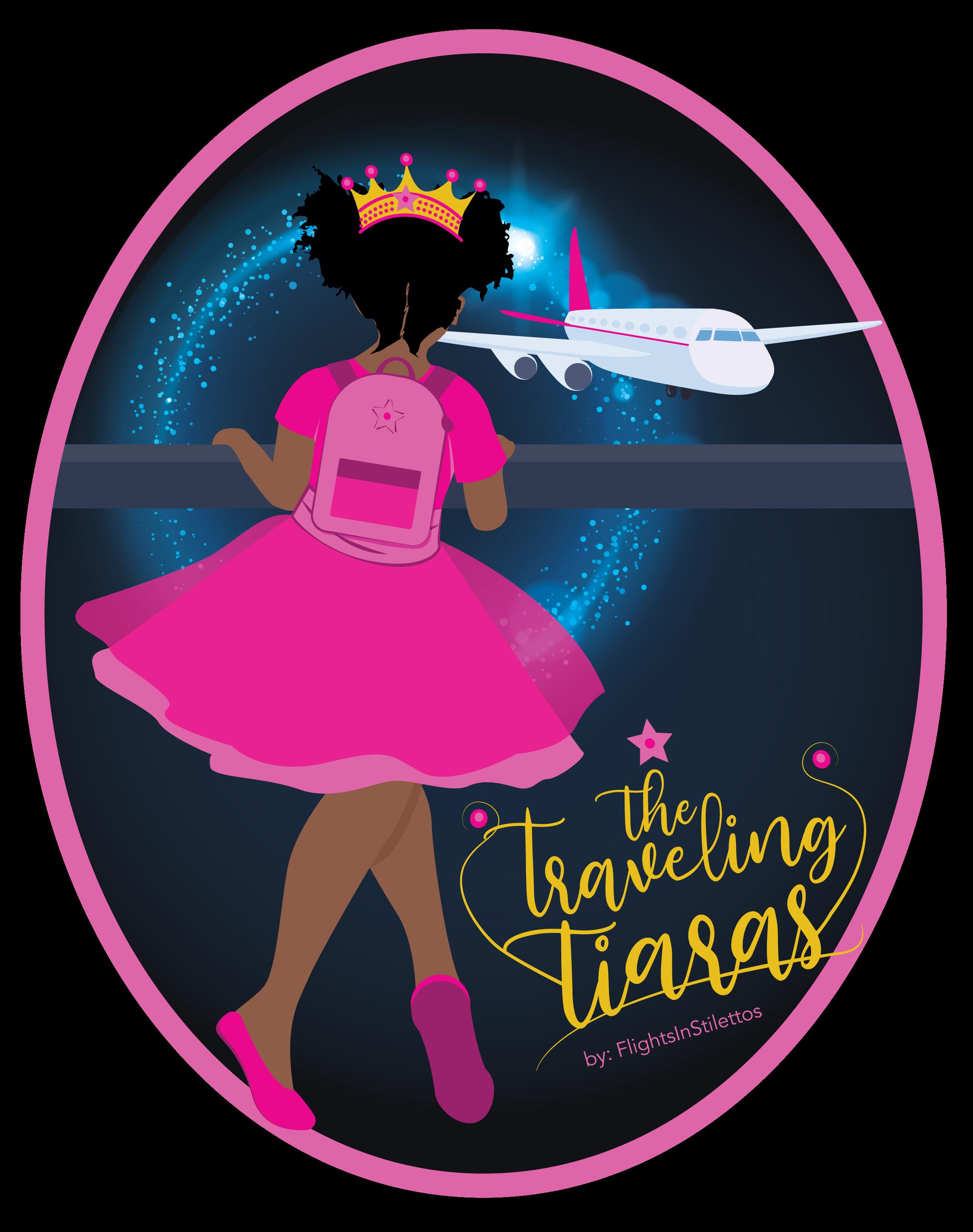 The Traveling Tiara (night)
