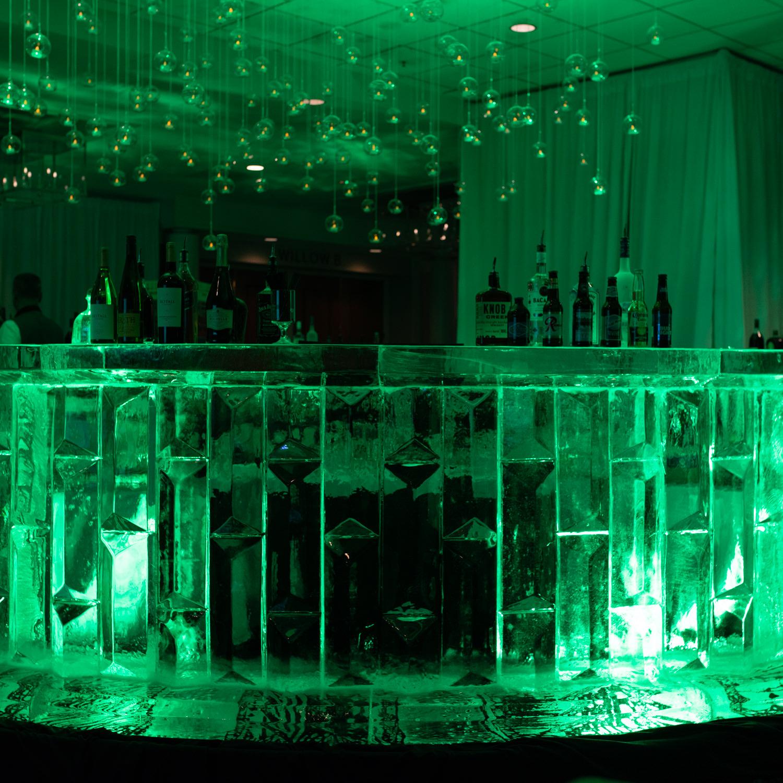 sheraton grand seattle ice bar