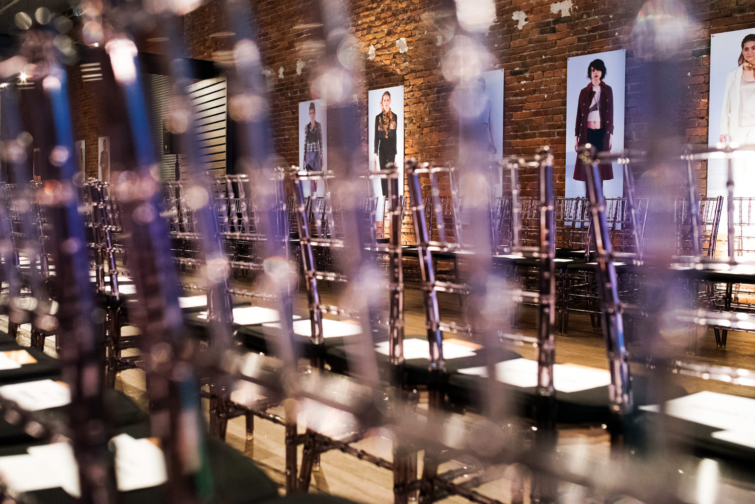 axis pioneer square fashion show chairs