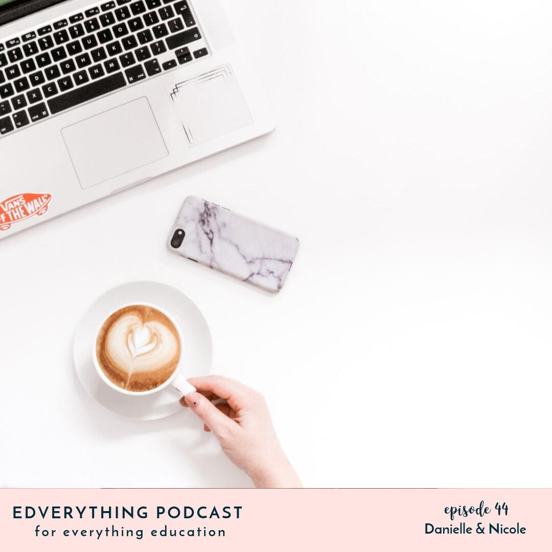 podcast episode 44