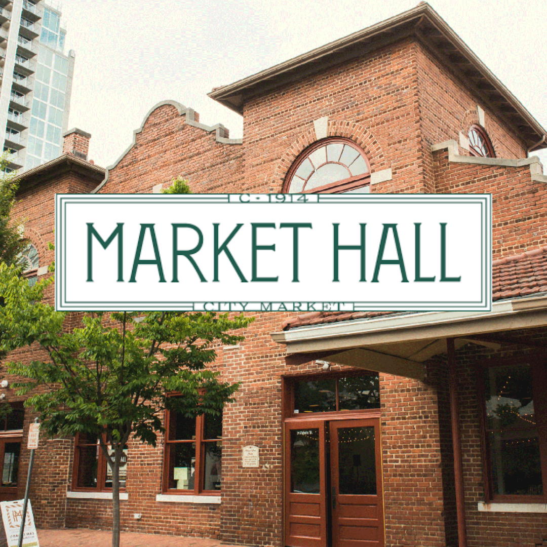 Market Hall   Located in historic City Market surrounded by cobblestone streets and market lights, we combine history and modern elegance for weddings, social and corporate events.    View Website