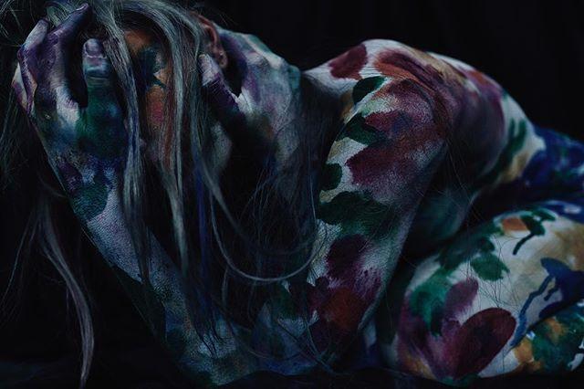 Natural Light Series Model @marinetmatthee Painter @adurasova  Hair @thisisclay