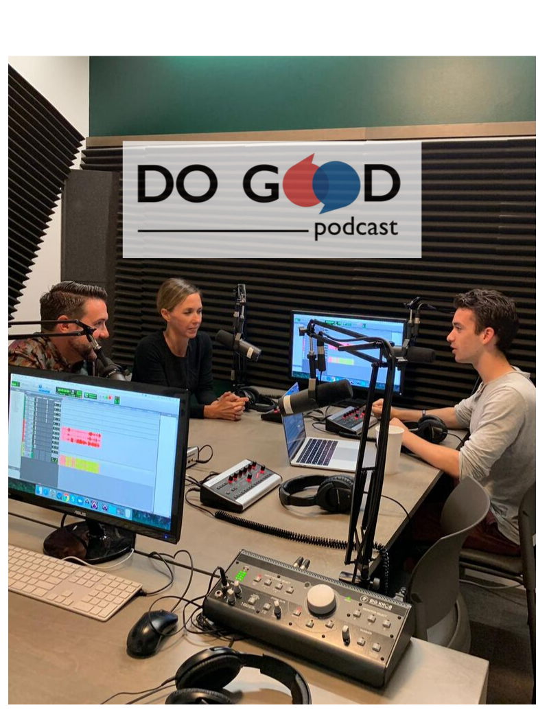 DO GOOD PODCAST - How To Make Great Events