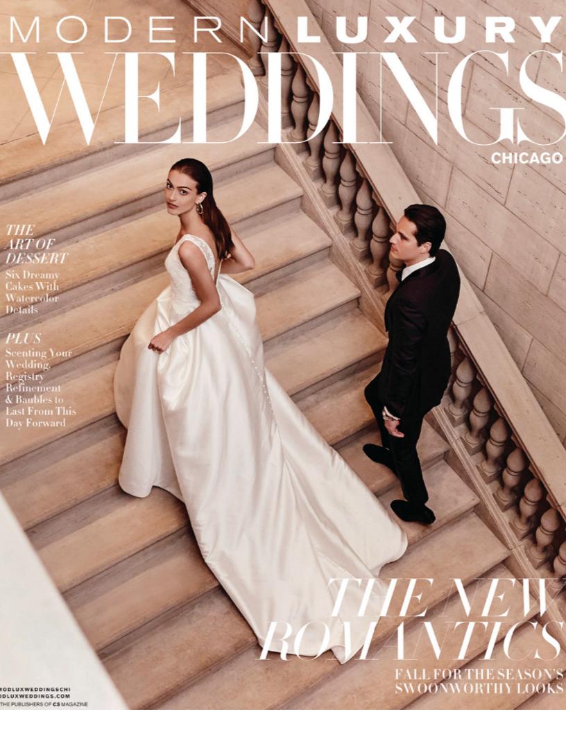 WEDDINGS CHICAGO - Details, Details; The Venue
