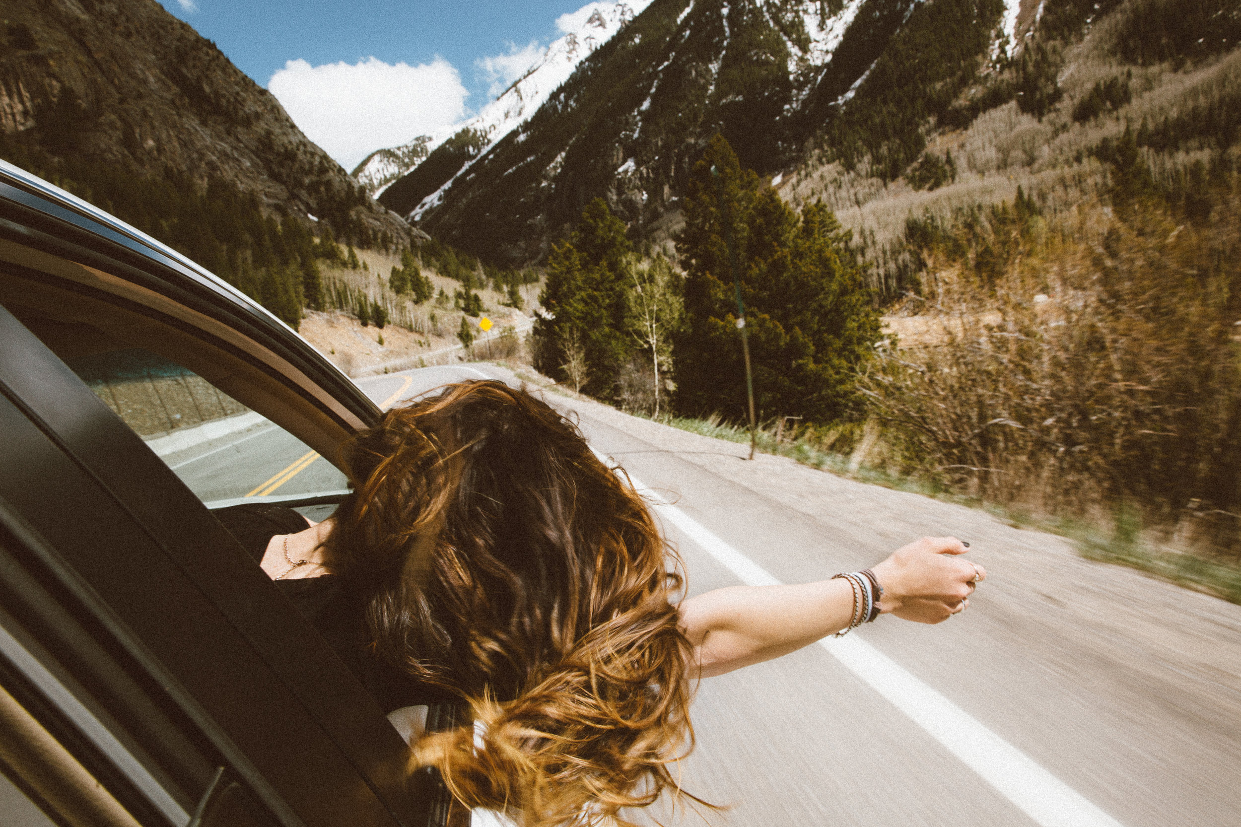 Road trips make for the best hours of education -
