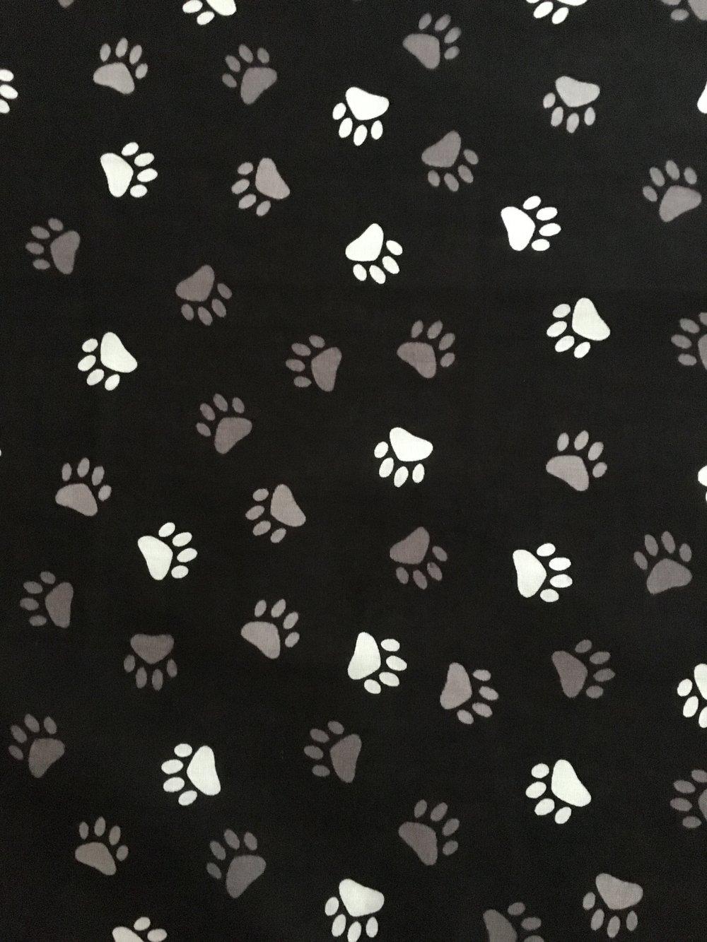 Nightmare Before Christmas tie on Dog Bandana EX-Small