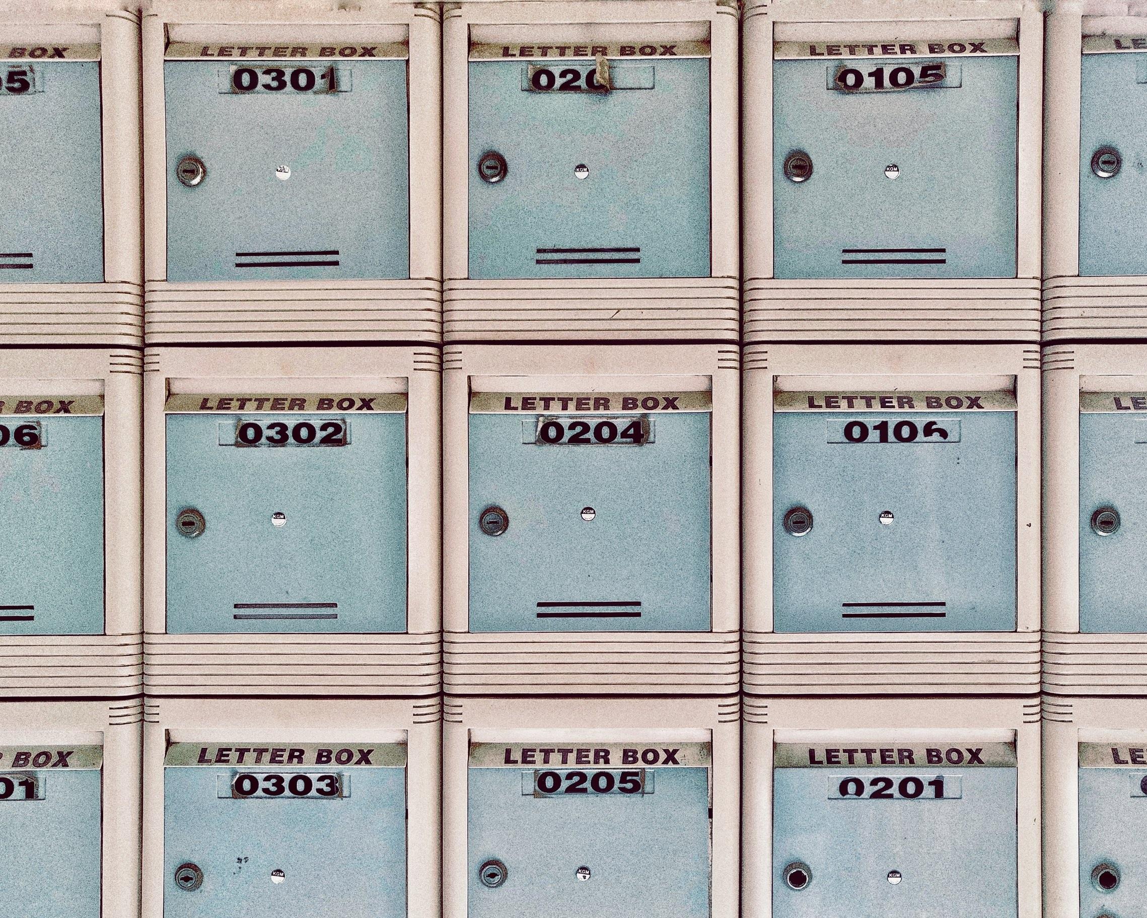 Mailbox Rental -