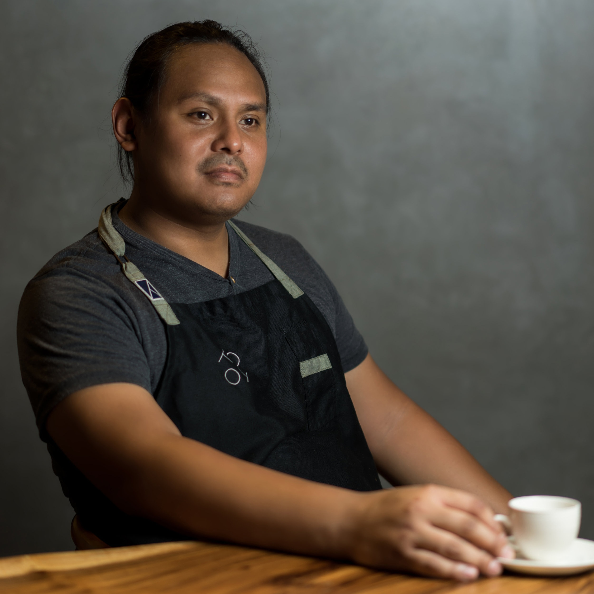 Jordy Navarra - Head Chef & Owner, Toyo Eatery and Panaderya Toyo, Manila.In figuring out his path, Jordy dabbled in sports, business and music, before arriving at food. Inspired by Heston Blumenthal's Hot & Iced Tea, Ferran Adria's spherification and Thomas Keller's kitchen magic, the food world enticed him.Navarra saw that food was more than consumption - that there could be meaning to the act of eating, and more to cooking than simply writing down recipes. Through food, ideas can be shared, memories and emotions evoked.After culinary school, Navarra left the Philippines to cook in London and Hong Kong, but his time there made him realise he had no foundational relationship to the food he worked with. Navarra returned to his hometown to create food that resonated with the flavours he grew up with.At the time, Manila's food scene was changing. It was the perfect opportunity for him to launch a project experimenting with Filipino flavours. After a few roadblocks, he and his team persevered. And so, Toyo Eatery was created.Through Navarra, Toyo Eatery finds new ways to present familiar Filipino flavours. Their creativity has piqued the interest of top chefs from Singapore, Indonesia, Taiwan, Japan, and Belgium. Navarra insists there is still much to learn and do, that he and his team at Toyo Eatery are continuously uncovering.