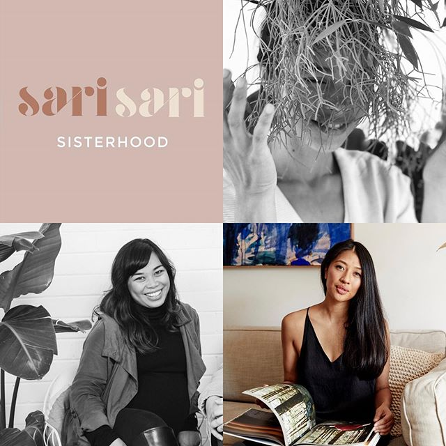 "Celebrate the launch of the SARI-SARI SISTERHOOD with our first ""Chismis & Chikahan"" session with this talented trio: • Darlene Ladio, owner of @green.empire.st • Kimberly Cruz, ceramic artist @thepotterxtheclay • Marie de Vera, founder of @thestyleco and freelance event stylist  Enjoy a panel discussion with these Aussie-Filipina creatives - ""Pots and Plants - Blooming into an entrepreneurial life"", where they share their journey about self-discovery, creativity, and entrepreneurship.  Date: TBC, a Saturday in November Location: new showroom space of Green Empire St, 89 McIntyre Road, Sunshine North  Delicious food will be served by The Entree.Pinays, and you'll have a chance to support our little sis in business, Darlene Ladio. Leave inspired, get ready to take action in your own venture, and LET'S GROW TOGETHER.  #EntreePinays #sarisarisisterhood #wocandrolllumpia"
