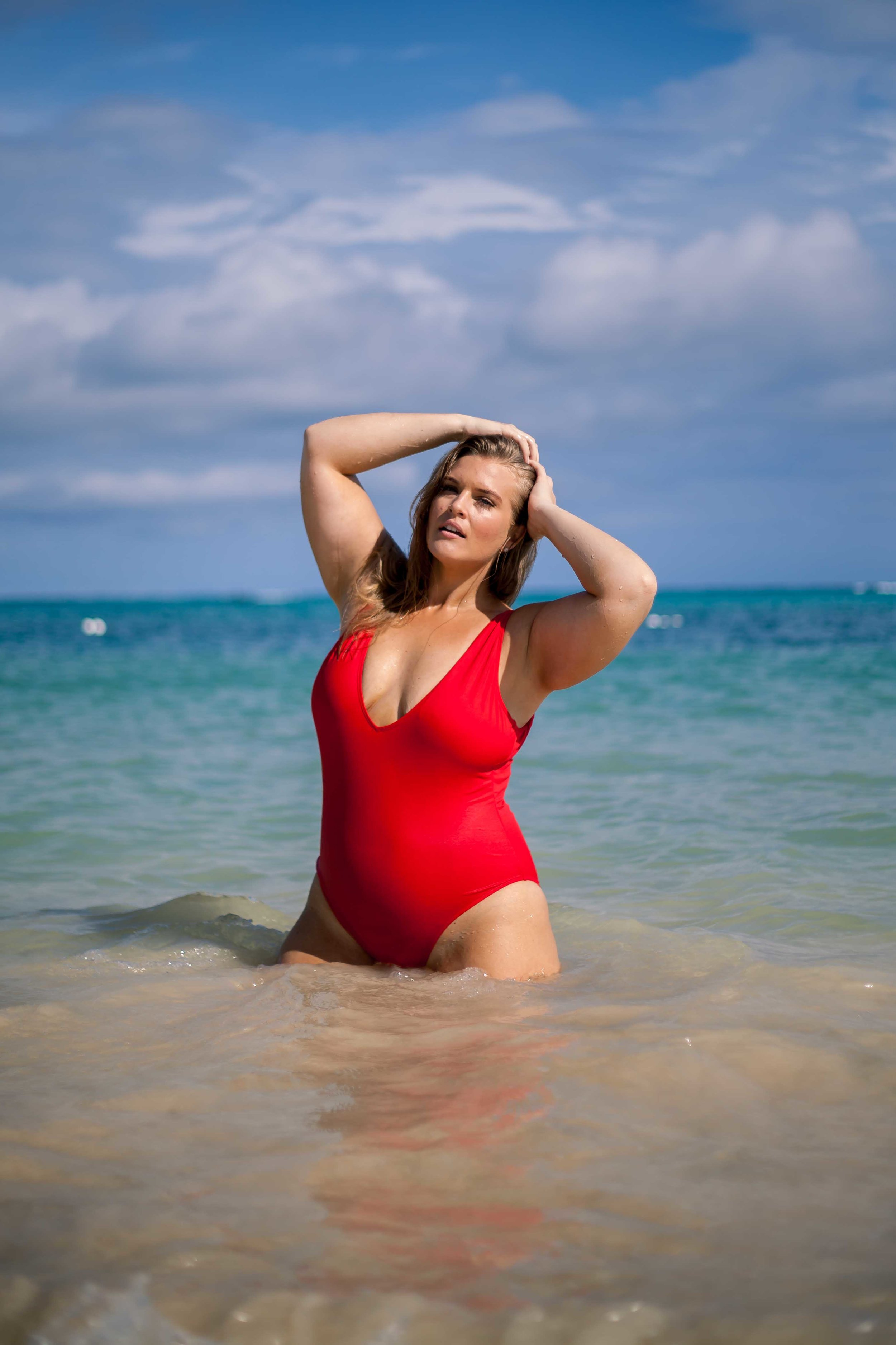 About - Krista Mays is 32 years old, living in New York City as a Plus Size Model and small business owner. She decided to freeze her eggs after learning her journey to motherhood might look different than she imagined.