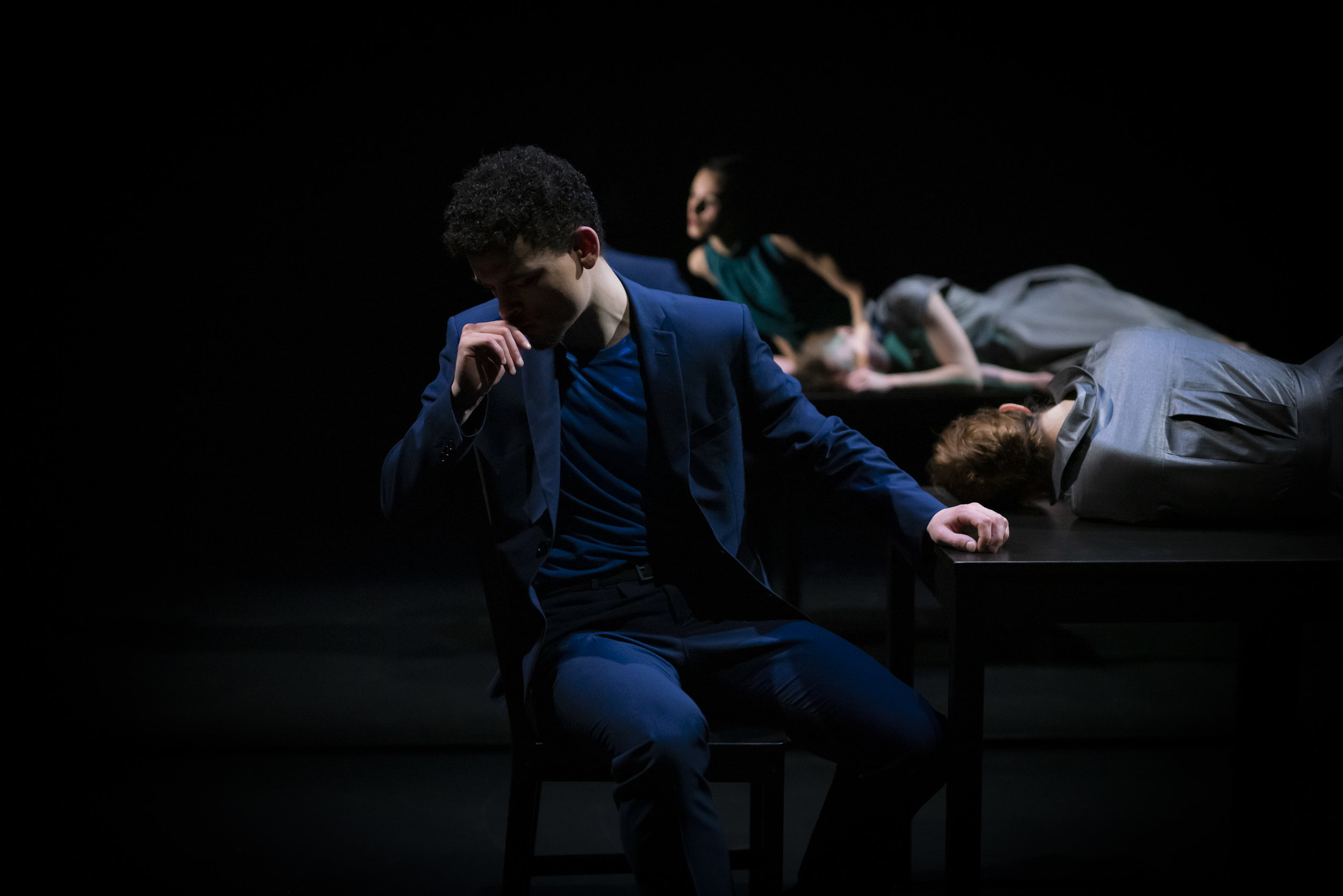 """""""Afterimage""""  performed by the  National Dance Company Wales"""