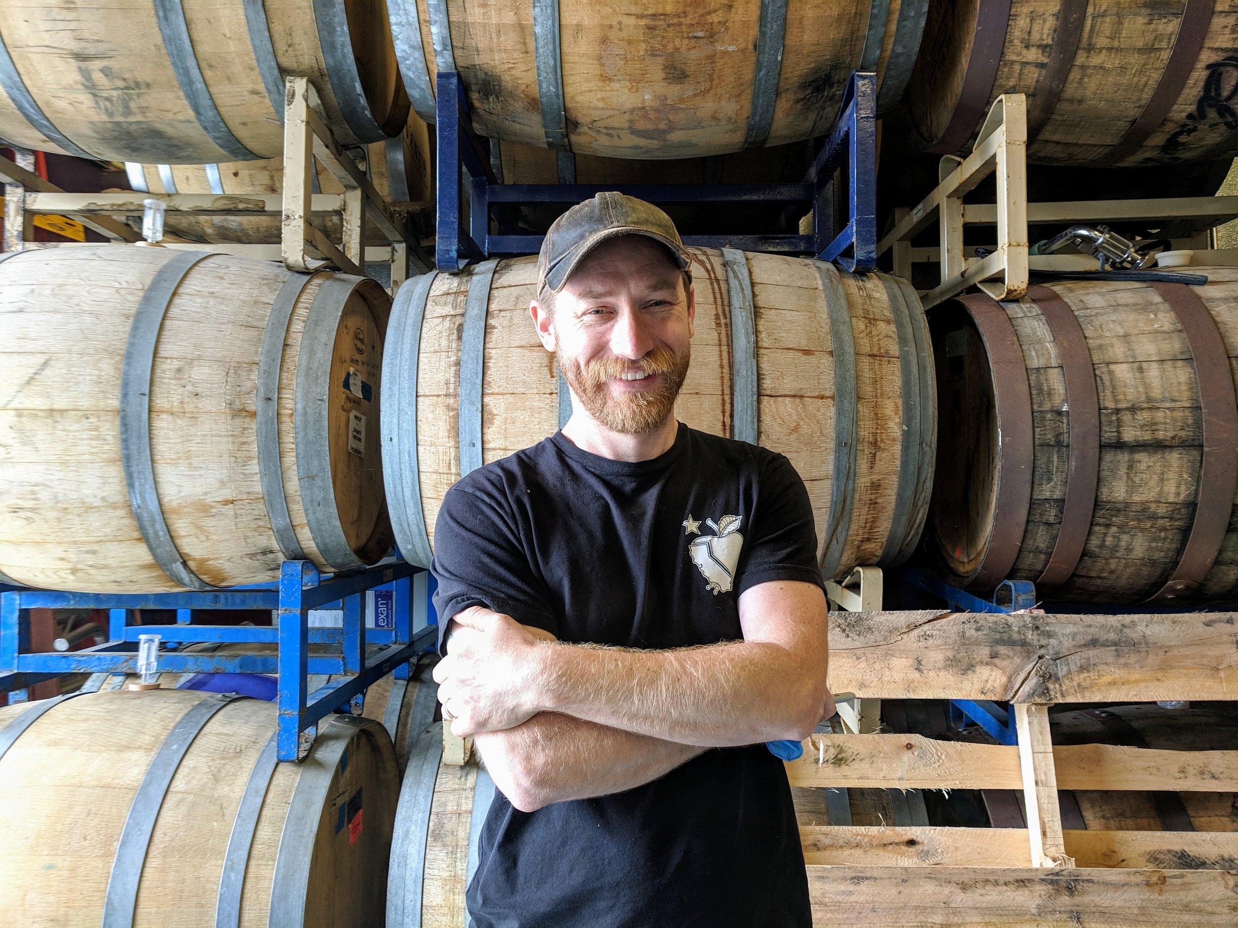 SCMB Head Brewer: Tommy Mills