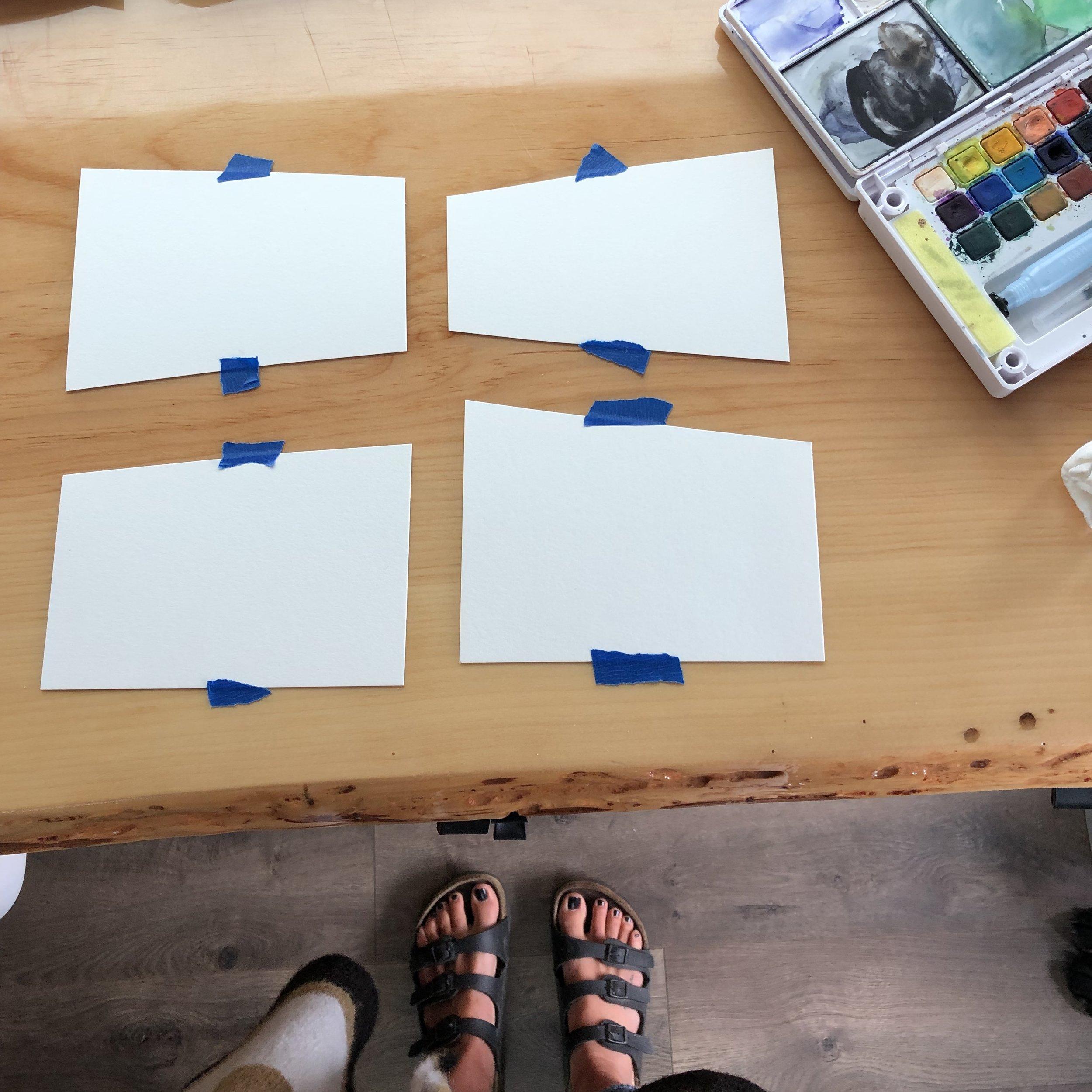 STEP 2. ASSEMBLE STUDIO.