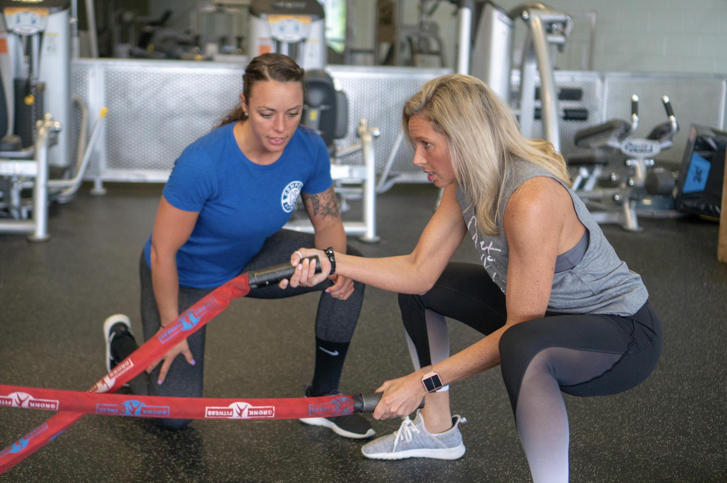1-ON-1 PERSONAL TRAINING - When what you need to reach your goals is 1-on-1 personal attention, we can give you just that.Group training is great for many people, but when you have elite level athletic goals, have certain limitations, or just want the extra hands on attention sometimes 1-on-1 is the best way. Our 1-on-1 personal training sessions allow our certified trainers to give you the undivided attention you need to succeed and accomplish what you have set out to do.*1-on-1 personal training is built for:Anyone with advanced sport specific athletic goals such as:Body builders, Student athletes looking for agility or speed training, People with certain physical limitations who want added customized attention, Anyone who really values the 1-on-1 attentionTo learn more about our programs, please contact us directly.Or, for free motivational and educational fitness Join Our FREE Compel Fit Club!*Individual Results May Vary