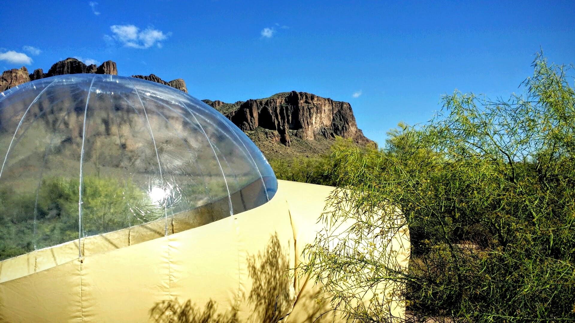 Bubble Huts LLC - American Bubble Tent Manufacturer