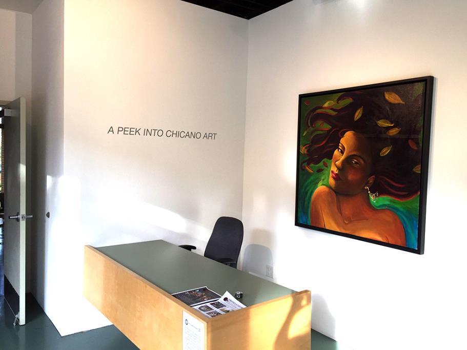Aire Libre, 2007 Margaret Garcia - painting