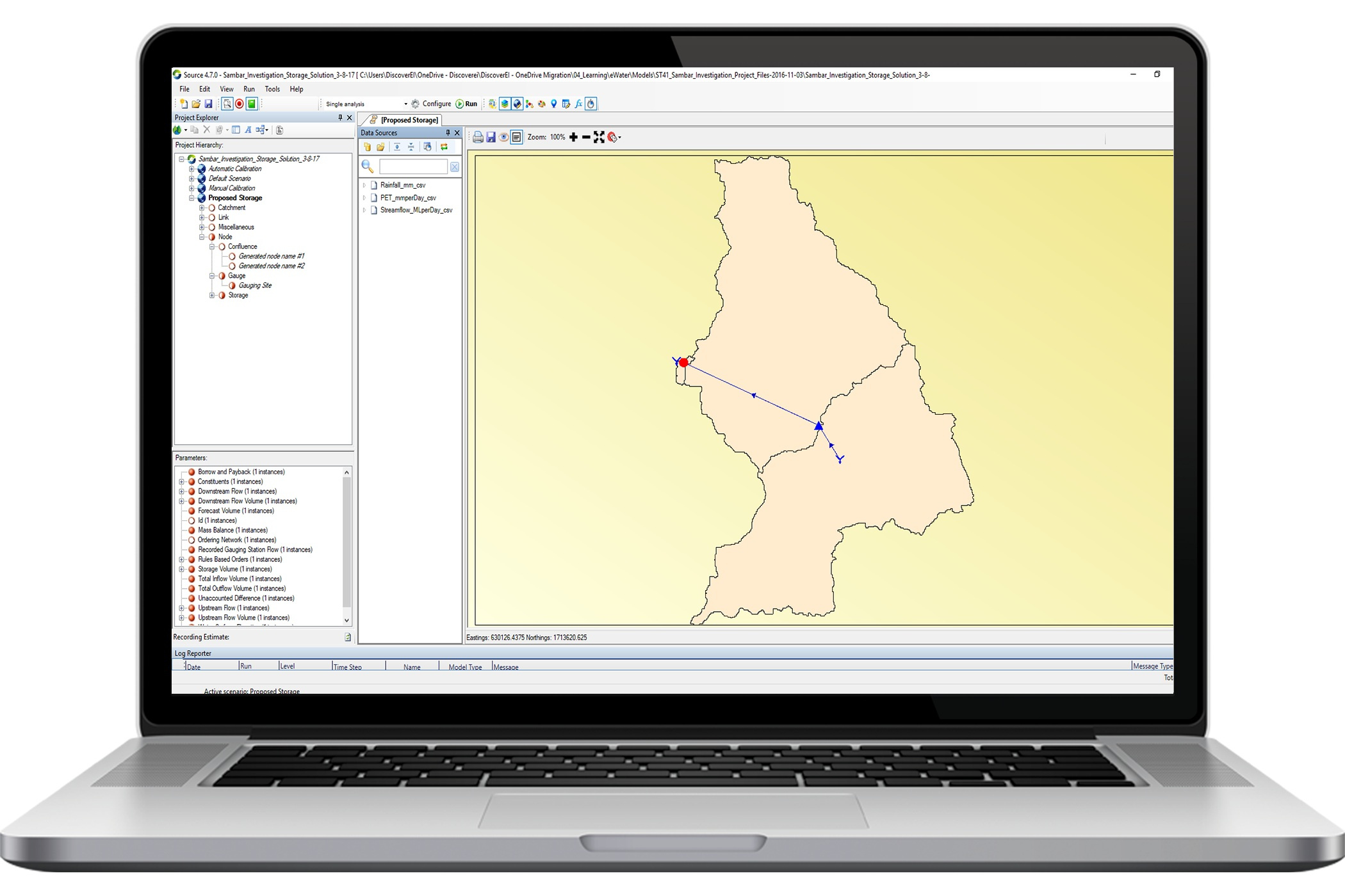 DiscoverEI Spatial Mapping