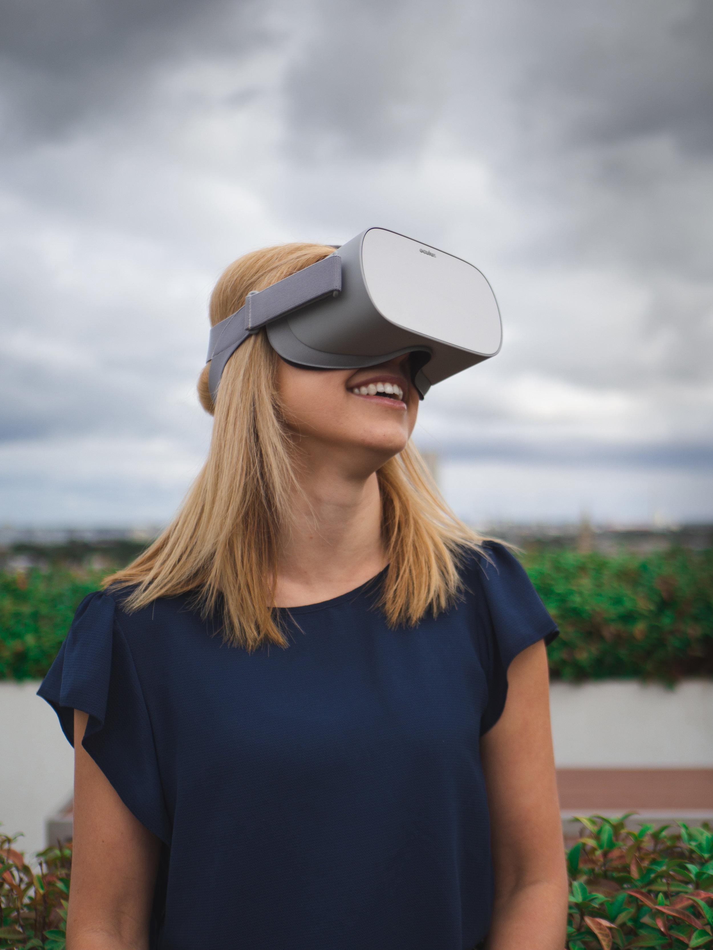 DiscoverEI VR Oculus