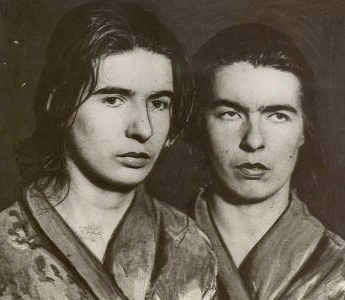 The Papin Sisters - Lea & Chrisine after their arrest