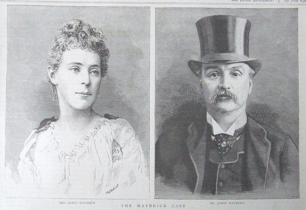 Florence & James Maybrick