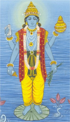 Treasure 05 - Dhanvantari, the God of Medicine
