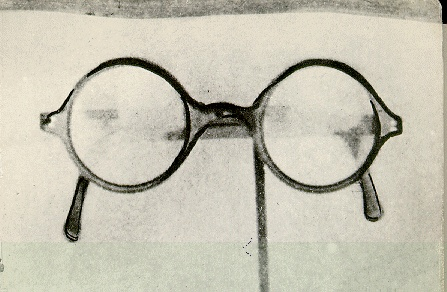 Glasses Evidence
