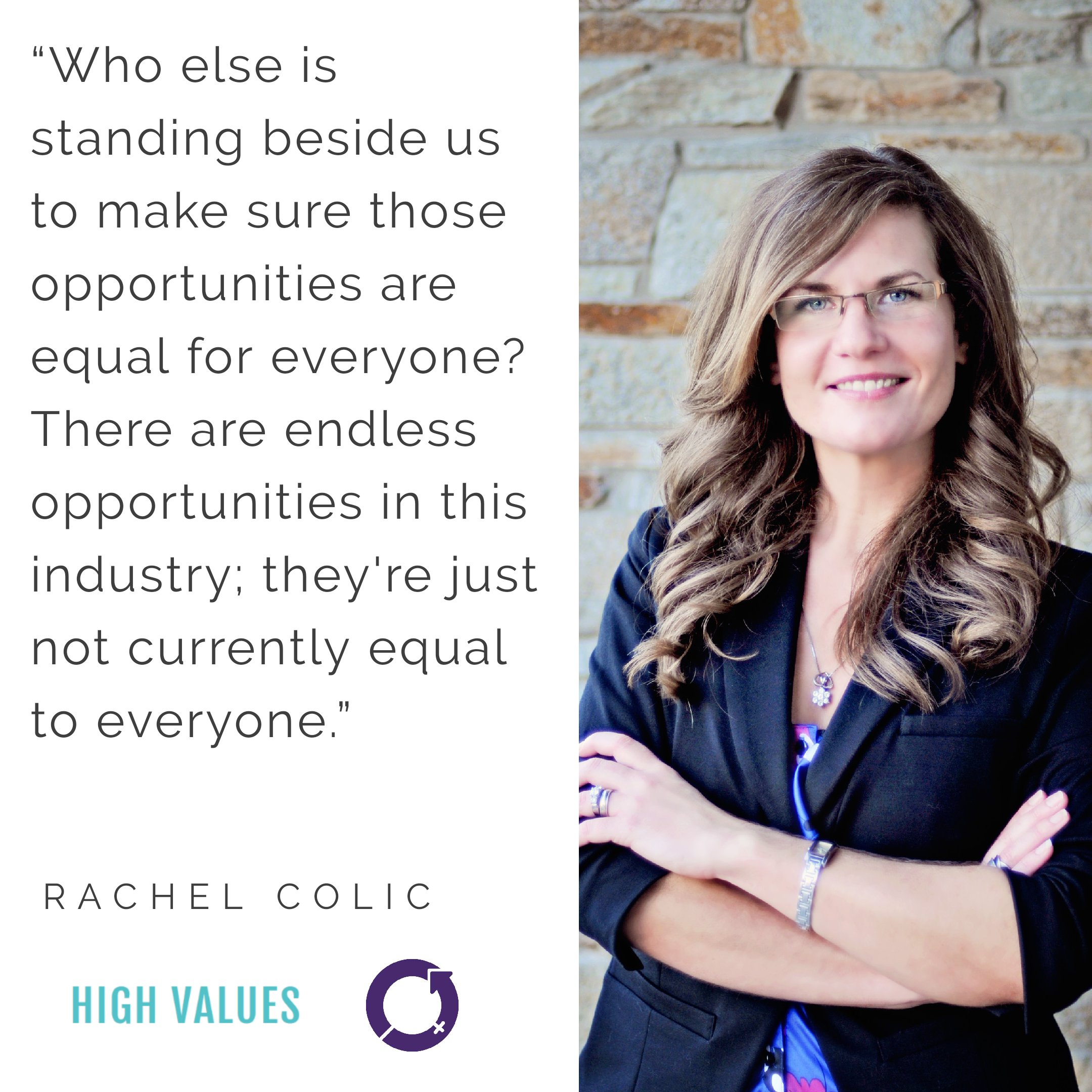 "Rachel Colic  on behalf of  Boss Ladies of Cannabis (BLOC)    International Women's Day 2019:  BLOC launched an official cannabis industry challenge for companies to fill 20% of their executive team and board with women by 2020.  ""Our challenge is really to draw a line in the sand that says, 'We will not go any farther forward without acknowledging that this is an issue', and making it a priority in the industry.""  Access  full article here ."