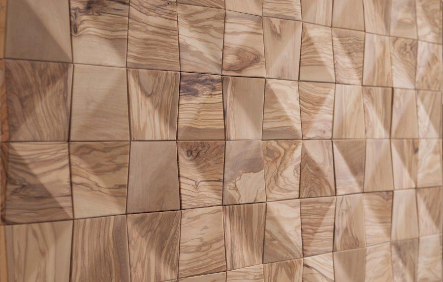 WAVES - Olive Wood