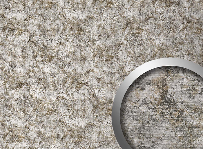 Deco Collection - Metallic and wood imitation surfaces with gloss levels from a mirror shine to a matt, brushed finish. Metal effects or matt wood looks.