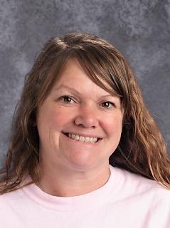 Mrs. Jill Kelly, Lunchroom Associate