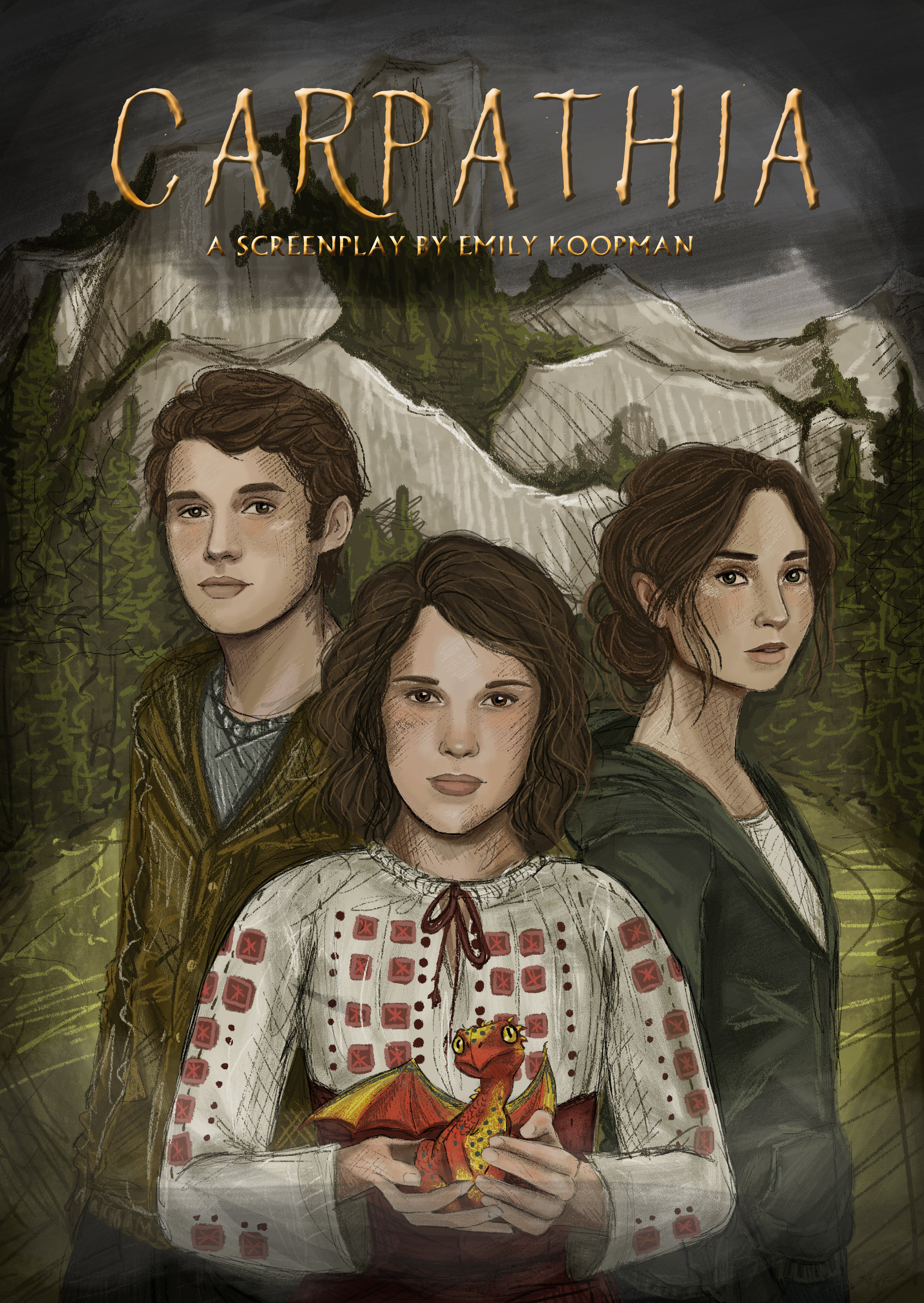 Poster by Jenna Paddey