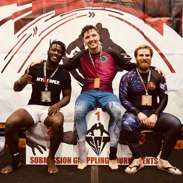 Silva today at the SGT 94kg bracket by the least quickest submission!  Unfortunately I had to forfeit all my matches due to a little injury I had.  Would have loved to continue but my corner were much wiser then me 😊 Glory to God it ain't nothing too bad🙌🙏 The grind don't stop and neither will I 🙂🙏🥋